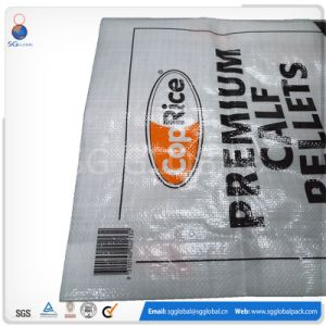 China PP Woven Feed Grain Sack pictures & photos