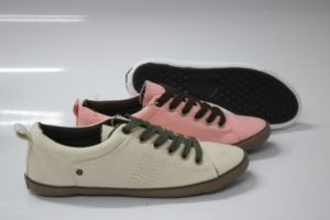 Girl′s Vulcanized Canvas Shoes with Rubber Outsole (SNC-230013) pictures & photos