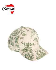 Tapestry Fabric Baseball Cap pictures & photos