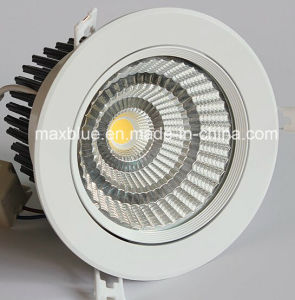 Cut Hole Size 140mm 30W 35W CREE/Epistar COB LED Downlights pictures & photos