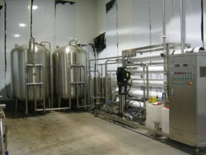 2-Stage RO Water Treatment System (RO-2-4) pictures & photos