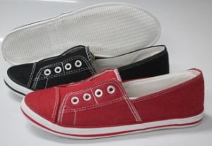 Fashion and Beauty Canvas Shoes for Gilr or Lady (SNC-230016) pictures & photos
