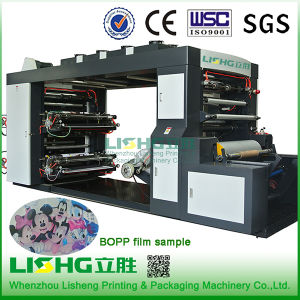 4 Colour BOPP Film Flexo Printing Machine for BOPP Bag pictures & photos