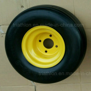 18X 8.50-8 4.00-8 3.50-8 Solid Rubber/Flat Free/PU Foam Tire pictures & photos