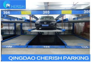 Lift-Sliding Parking System-Three Levels with Pit pictures & photos