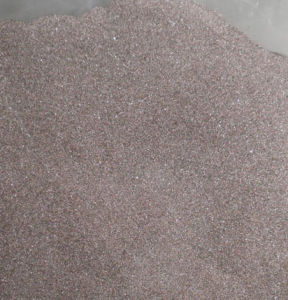 Brown Fused Aluminum Oxide, Blasting Media, Polishing Abrasives pictures & photos
