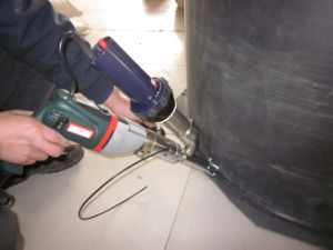 Premium Hand Held Plastic Extrusion Welder Welding Machine pictures & photos