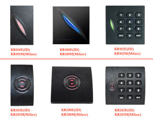 Mifare or ID Card Reader (KR series) pictures & photos