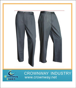Anti-Shrinkage Casual Pant for Men (CW-MGTS-2) pictures & photos