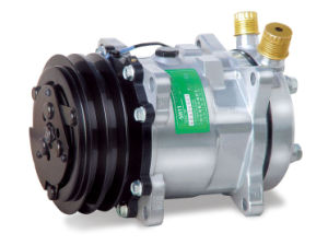 Auto AC Compressor 5h11 for Universal pictures & photos