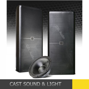 "Srx725 Dual 15"" Professional Audio Sound Equipment pictures & photos"