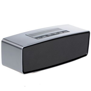 Portable Mini Bluetooth Speaker with LED Light