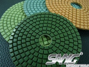 High Quality Marble and Granite Polishing Pad (SA-061) pictures & photos