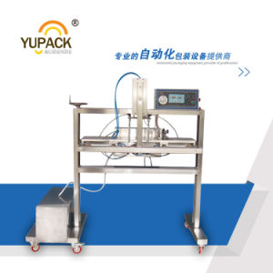 Yupack Automatic Continuous Vacuum Forming Machine/ Vacuum Thermoforming Machine pictures & photos
