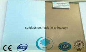 Bronze Reflective Glass with Ce, ISO 4mm to 10mm