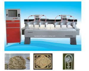Multi-Heads CNC Wood Relief Router (2000mm*2500mm)