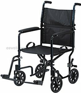 Economy Steel Transport Wheelchair (1101)