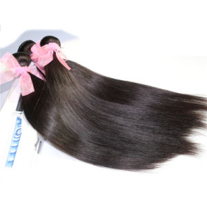 Silky Straight Indian Remy Hair Tangle Free Hair Bundles pictures & photos