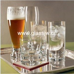 Clear Glassware / Beer Glass/ Juice Glass / Ice Cream Glass