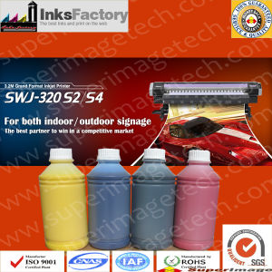 Solvent Ink for Mimaki Swj-320 S2/S4 pictures & photos