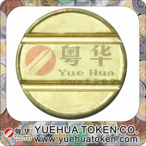 Best Painted Grooved Token Coins pictures & photos