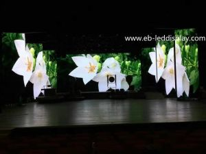 Slim Indoor Video Display Panel / Screen LED for Rental (P3mm-RGB wall pantalla) pictures & photos
