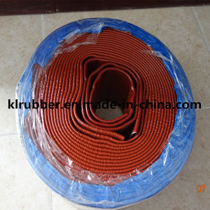 Heavy Duty Agriculture Irrigation PVC Layflat Hose pictures & photos