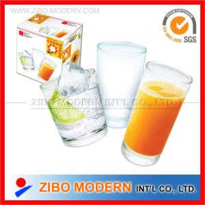 Wholesale Clear Cheap fashion Drinking Glass Cup pictures & photos