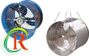 RS Poultry Air Circulation Exhaust Fan with Ce Certification for Greenhouse pictures & photos