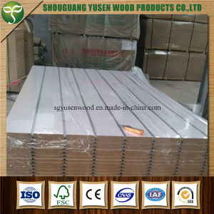 Slat Wall Aluminum Insert MDF Board From China pictures & photos