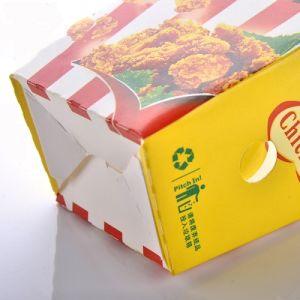 Professional Manufacturer Crash Lock Bottom Box Popcorn Box Folder Gluer (GK-780CA) pictures & photos