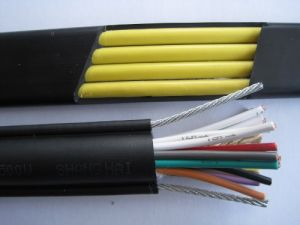 Pushbutton Cable (RVV2G) pictures & photos