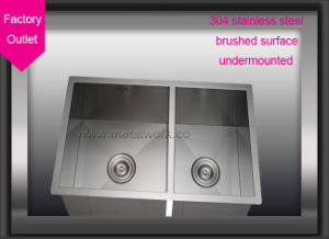Stainless Steel 304 Kitchen Sinks with Cometitive Price