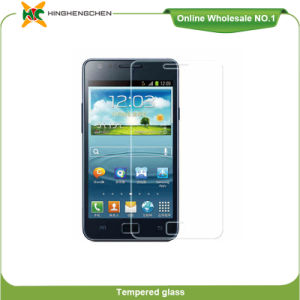 Cell Phone Accessories Tempered Screen Protector for Samsung S2 I9100 pictures & photos