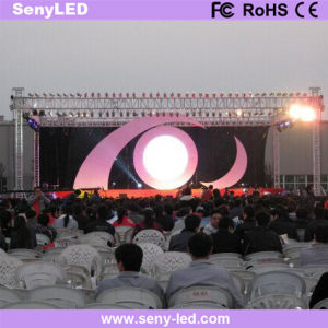 Outdoor P3.91 Video Performance LED Rental Display pictures & photos