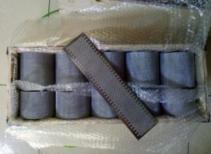 304 316 Stainless Steel Sintered Wire Mesh Filter Cylinders pictures & photos