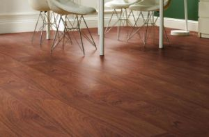 High Glossy Wooden High Quality Laminate Flooring pictures & photos