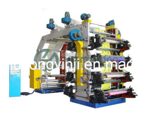 8 Colors Flexo Printing Machine pictures & photos