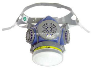 High Quality Gas Mask Half Dust Mask Face Mask pictures & photos