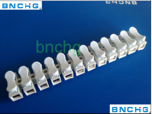 Latest Design Bnchg B08 Screwless Terminal Connector for Automatic Equipments /Electrical Equipments