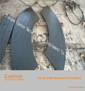 Direct Factory Produce Hard Facing Wear Resistant Liner Plate pictures & photos