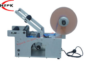 Semi Automatic Round Bottle Labeling Machine (MT-50) pictures & photos