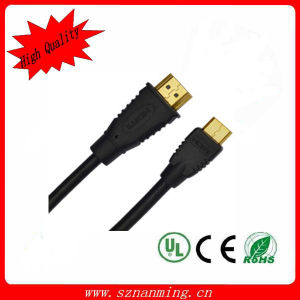 HDMI to Mini HDMI Cable for PS3 pictures & photos