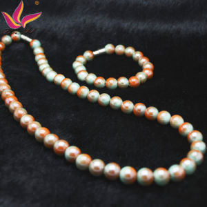 10mm Classic Best Friend Necklaces Beaded Costume Jewelry pictures & photos