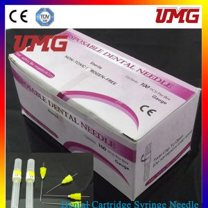 Dental Disposable Cartridge Syringe for Sale pictures & photos