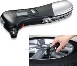LCD Digital Screen Tyre Pressure Gauge Multi Functions Tool Set pictures & photos