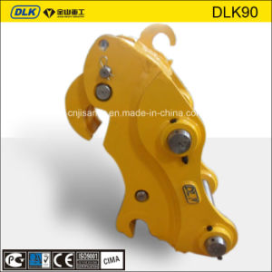 Dlk Brand Quick Coupler, Hydraulic Quick Coupler for Case Cx75 Cx130b pictures & photos
