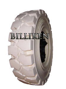 Solid Tyre (Non-mark, White)