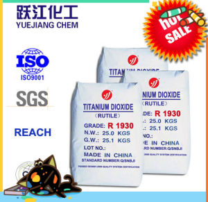 Exterior Latex Paint Rutile Titanium Dioxide (R1930) pictures & photos