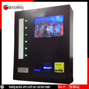 Small Vending Machine with Credit Card and Note Readers Mdb and Dex Interface pictures & photos